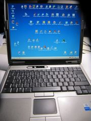 DELL-Notebook D 610