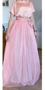 Kleid rosa rose Gr S -