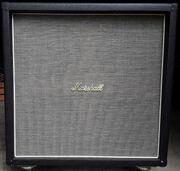 Marshall Vintage 4x12 Box