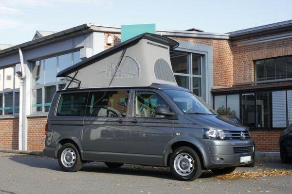 VolkswagenT5 Multivan 7-SitzerCamperSchlafd