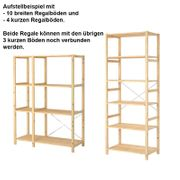 Ikea IVAR Regalsystem