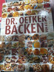 Dr Oetker Backen
