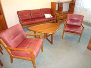 Dänische Teak Möbel 1 Sofa