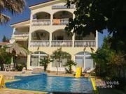 Kroatien Urlaub Appartement am Badestrand