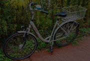 Alu Fahrrad 28 Zoll 7-Gang
