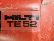 HILTI TE52 - defekt