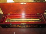 Cylinder Music Box Walzenspieldose Walzenspieluhr
