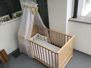 Roba Babybett inkl Himmel Nest