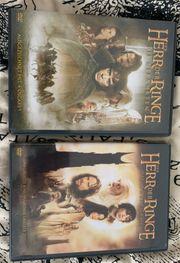 Herr der Ringe DVD Die