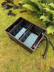 Teich Filter komplett System