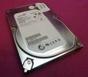 Festplatte 250GB Seagate Barracuda