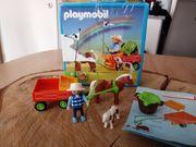 Playmobil Kinder Ponywagen 3118 mit
