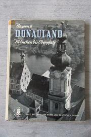 Donauland München bis Oberpfalz