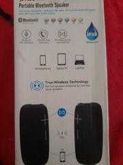 ich verkaufe eine Bluetooth Lautsprecher