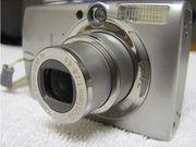 DigiKamera Canon Powershot SD550