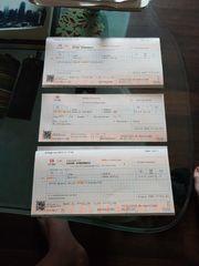 DB Fernverkehr Fahrkarten am 09