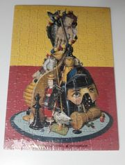 Spielzeugmuseum Nürnberg Puzzle Poster