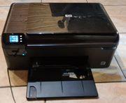 HP Photosmart B109a Tintenstrahldrucker Multifunktionsgerät
