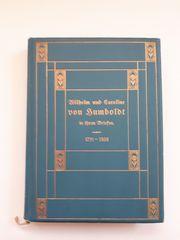 Buch Antik Wilhelm und Caroline