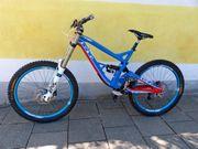 Fahrrad DownhillMountain Bike nur 2x