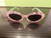 Sonnenbrille Kinder Mädchen gut erhalten