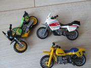 Playmobil Motor- und Fahrräder