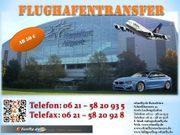 Günstiger Flughafentransfer in Ludwigshafen Mannheim