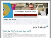 CNC - Dreher m w d