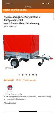 Stema Anhänger 550 kg