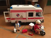 Ambulanz Set von Playmobil