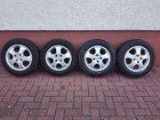 4 Opel Alufelgen 5 5x14