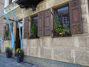 Frisörsalon in der Fürther Altstadt