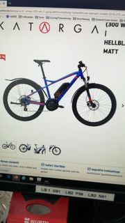 E - Mountainbike