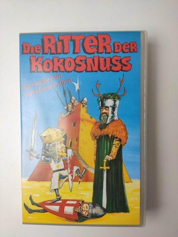 DIE RITTER DER KOKOSNUSS - ATLAS Video