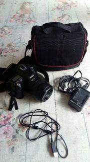 Nikon D90 Spiegelreflexkamera