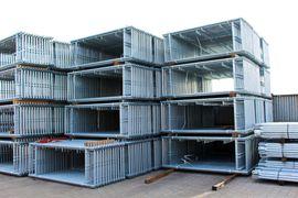 Sonstiges Material für den Hausbau - NEU 156qm Gerüst komplettes Set