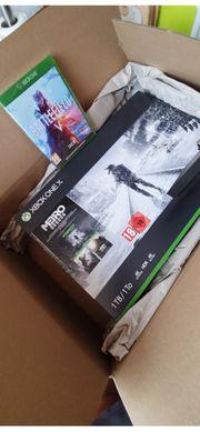 Xbox one X 1TB Metro