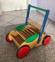Lauflernwagen aus Holz von Bajo