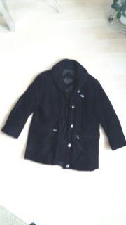 Damen Jacke schwarz Gr 40
