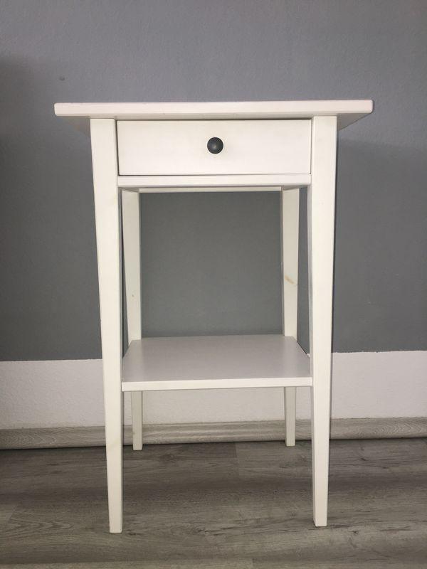 Ikea Hemnes Nachttisch