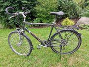 Marken Alu Trekking Herren Fahrrad