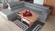 Verkaufe gut erhaltene Designer Couch