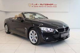 BMW 428i Cabrio M-Paket navi: Kleinanzeigen aus Dornbirn - Rubrik BMW Cabrio, Roadster