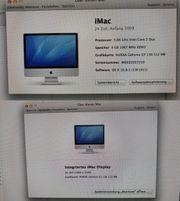 iMac 24 Zoll Anfang 2009