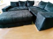 Xl Couch mit Sessel