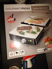 Grill Gourmet maxx 2in1