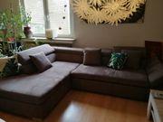 Couch Eckgarnitur mit Schlaffunktion Sofa