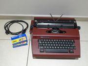 Elektrische Schreibmaschine - SIGMA electric SM