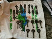 Schlüssel Möbelschlösser
