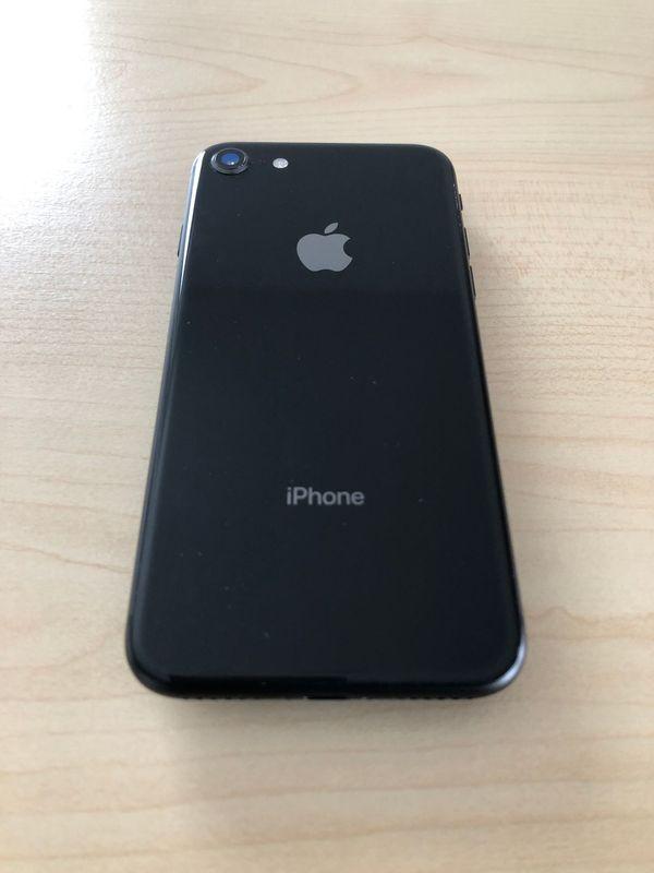 Iphone 8 256GB Space Grau